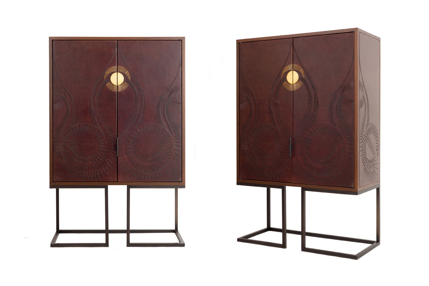 OPHIDIAN CABINET, In Collaboration With Seth Deysach.